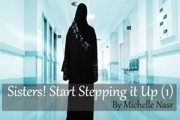 Sisters! Start Stepping it Up1