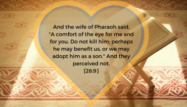 Asiyah: Mother of a Prophet and a Revolution