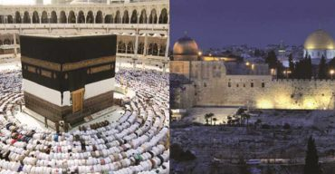 Two Sanctuaries that Shared Their Blessings